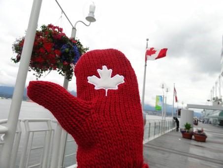 Canadian Mitten