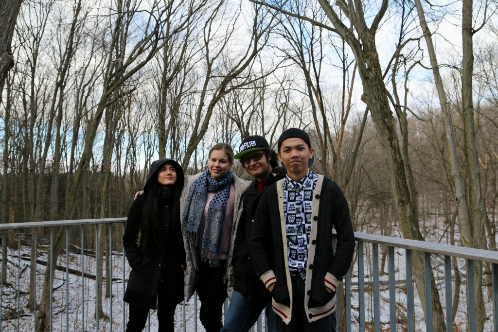 Youth in the Winter