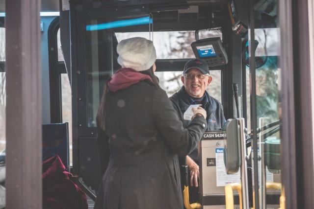 Transit Operator