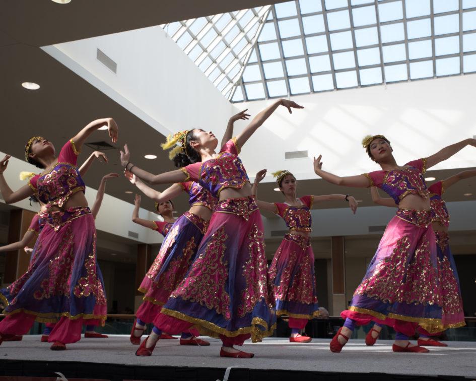 Folk Dance classes provided by Eastview Community Centre