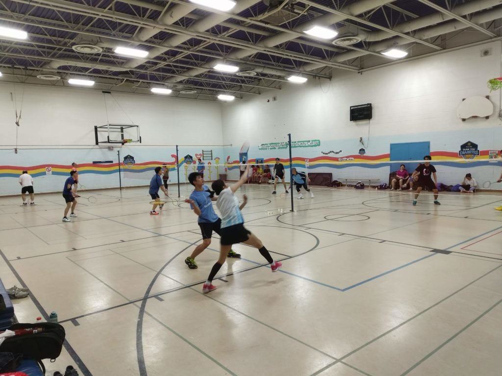 Community Centres provide opportunities for sport and recreational activities