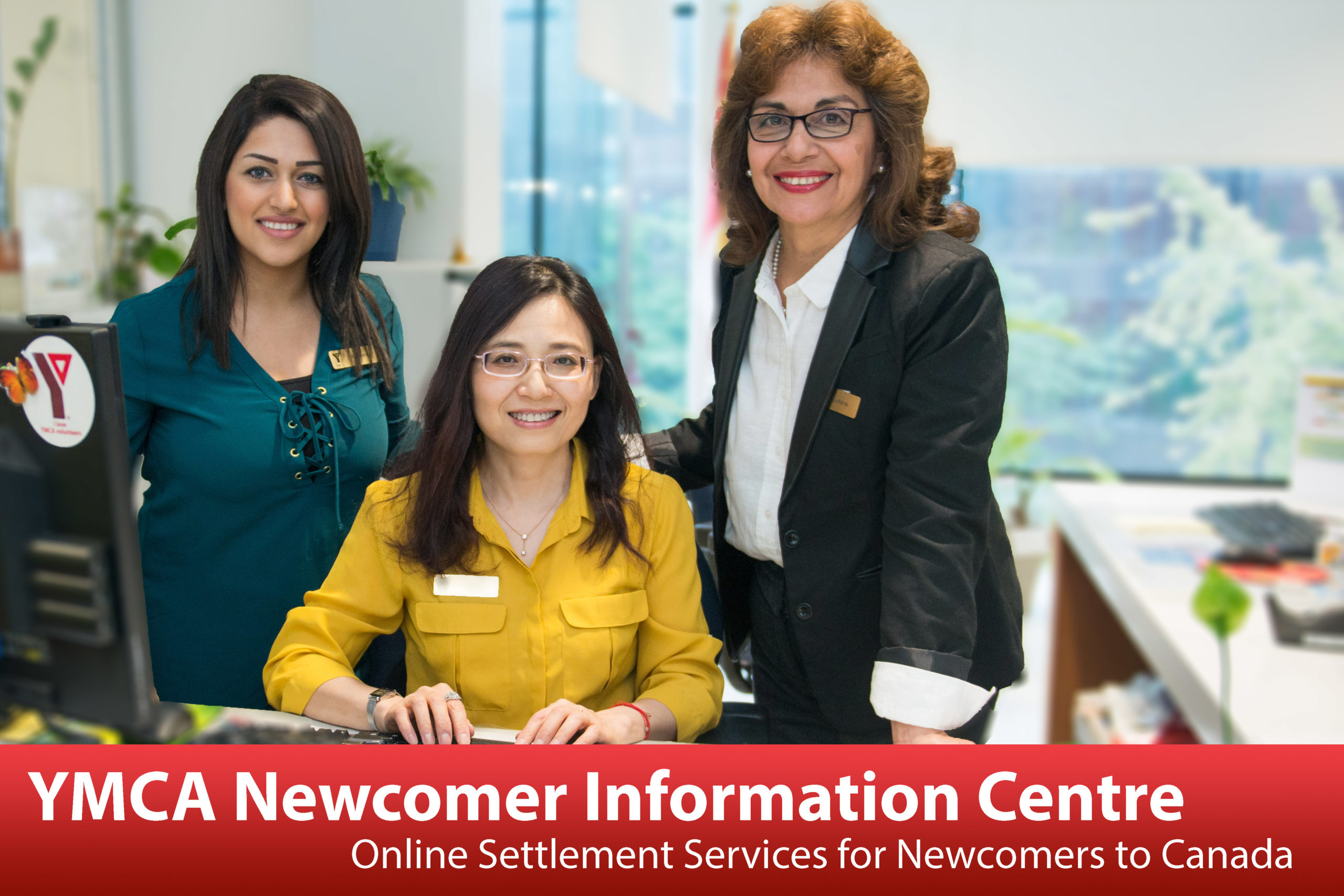 YMCA Newcomer Information Centre